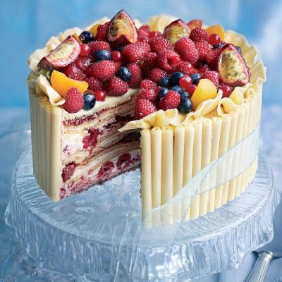 Chocolate Marquise Cake Recipe