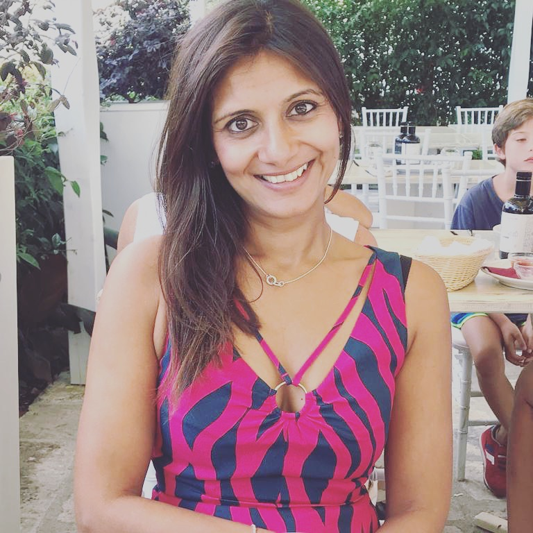 Anisha Patel Never Too Young Bowel Cancer Uk