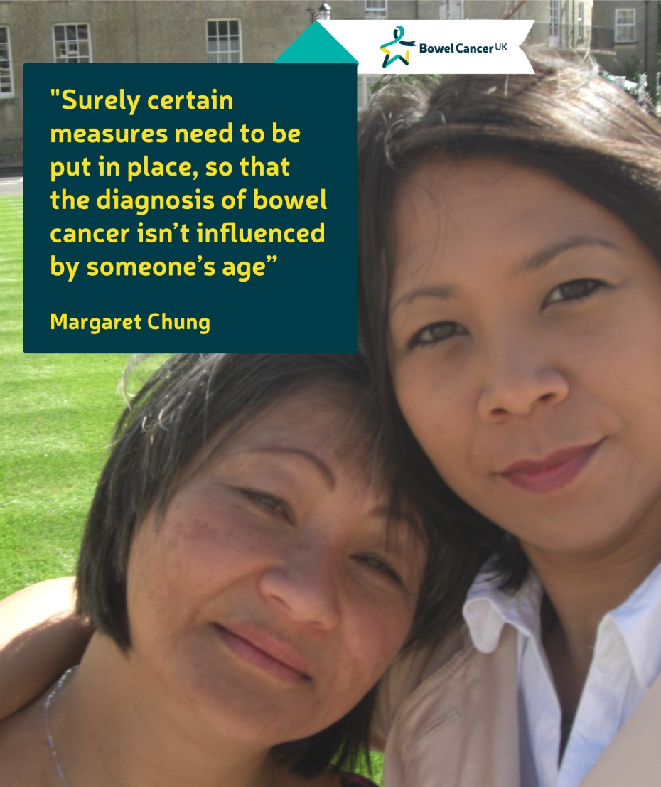 Real Life Stories Personal Experiences Bowel Cancer Uk
