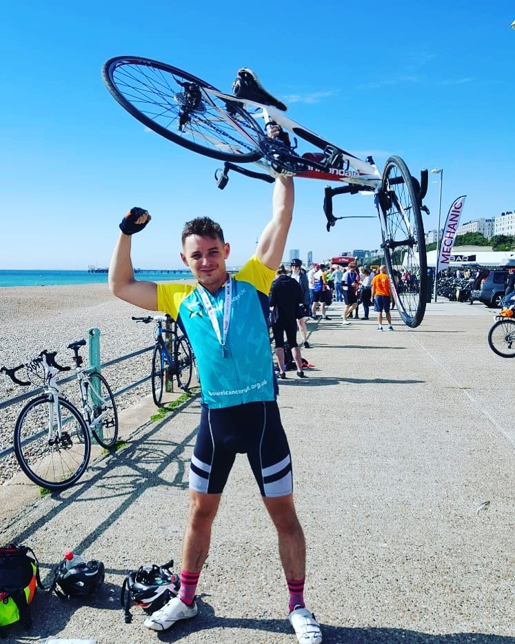 London To Brighton Cycle 2017 >> London To Brighton Cycle 2019 Fundraise For Us Bowel