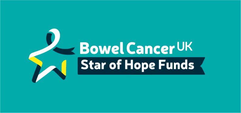 Star Of Hope Funds Bowel Cancer Uk