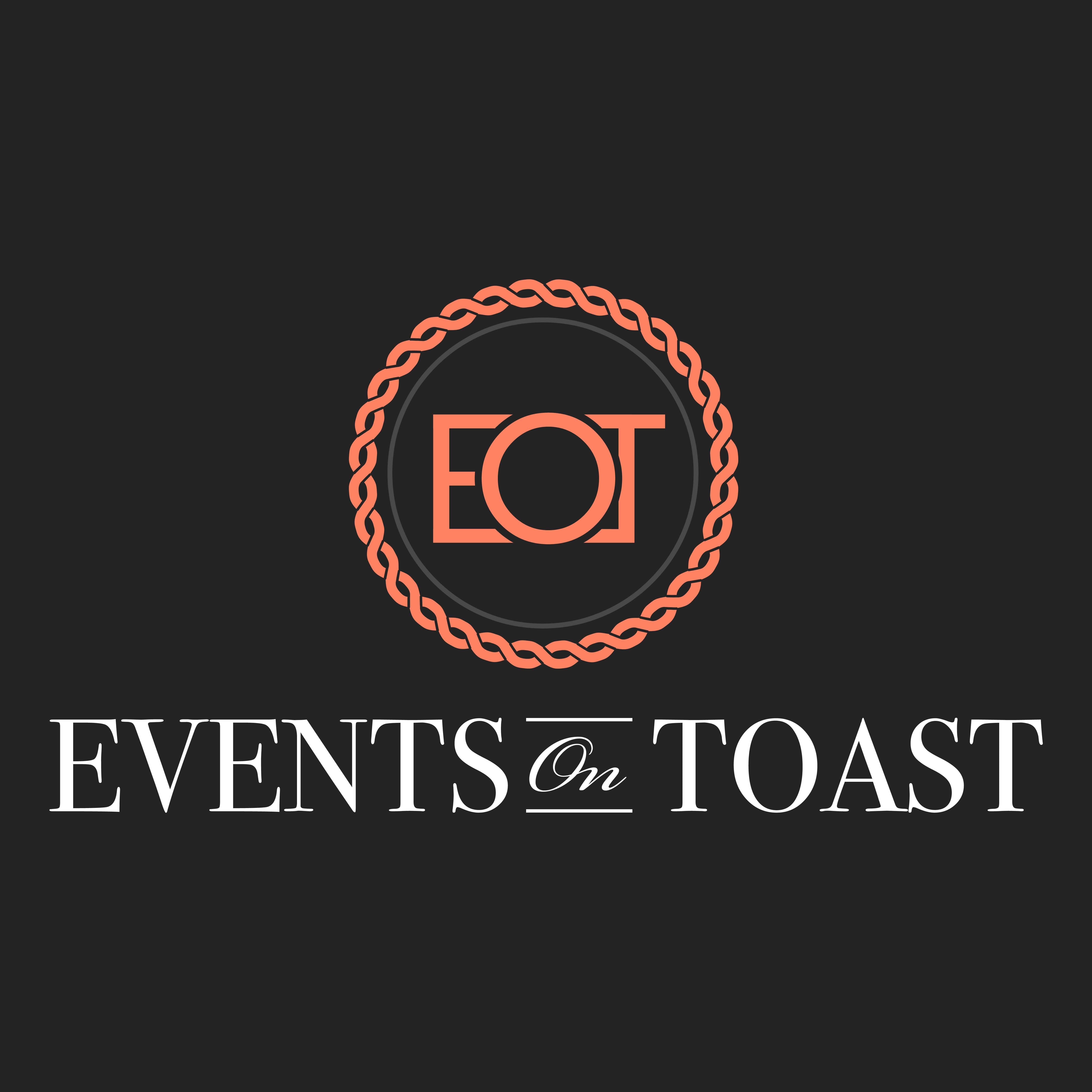 Events of Toast logo