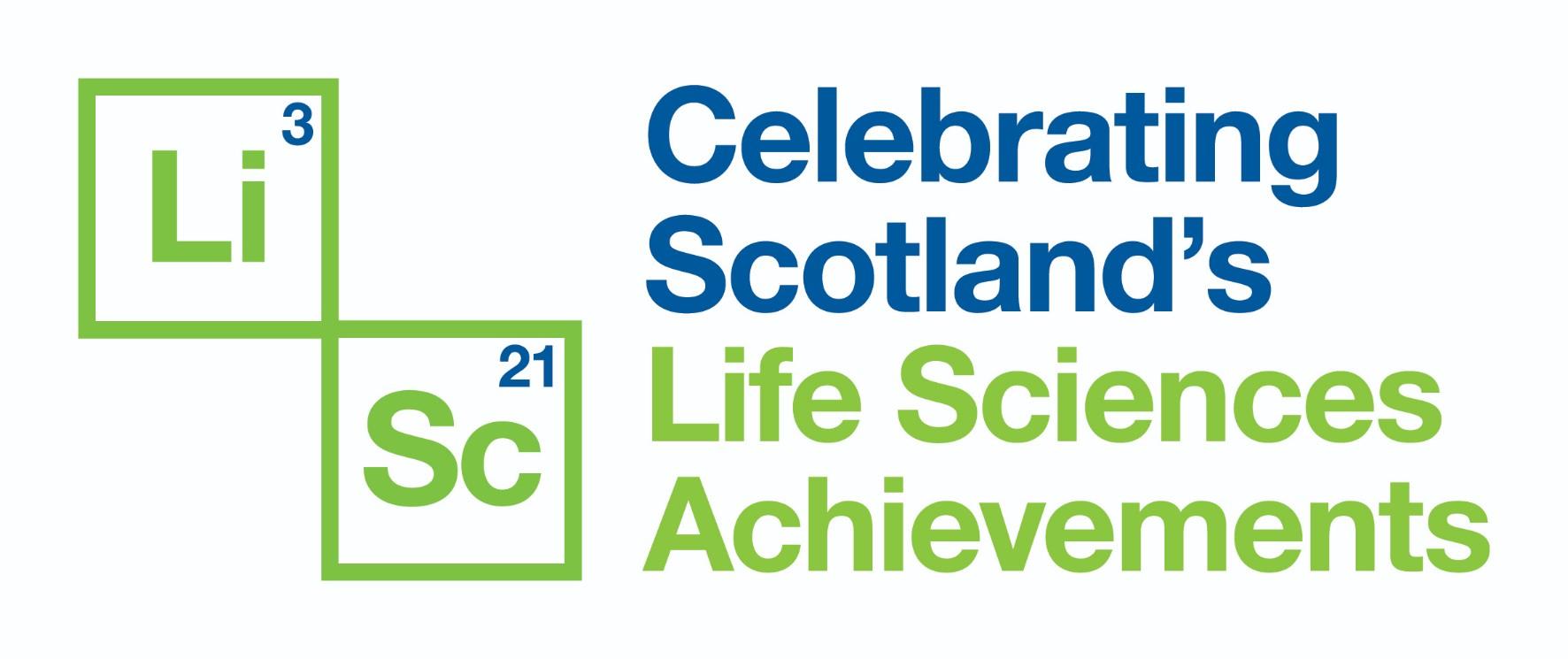 Scotland's Life Science Awards logo
