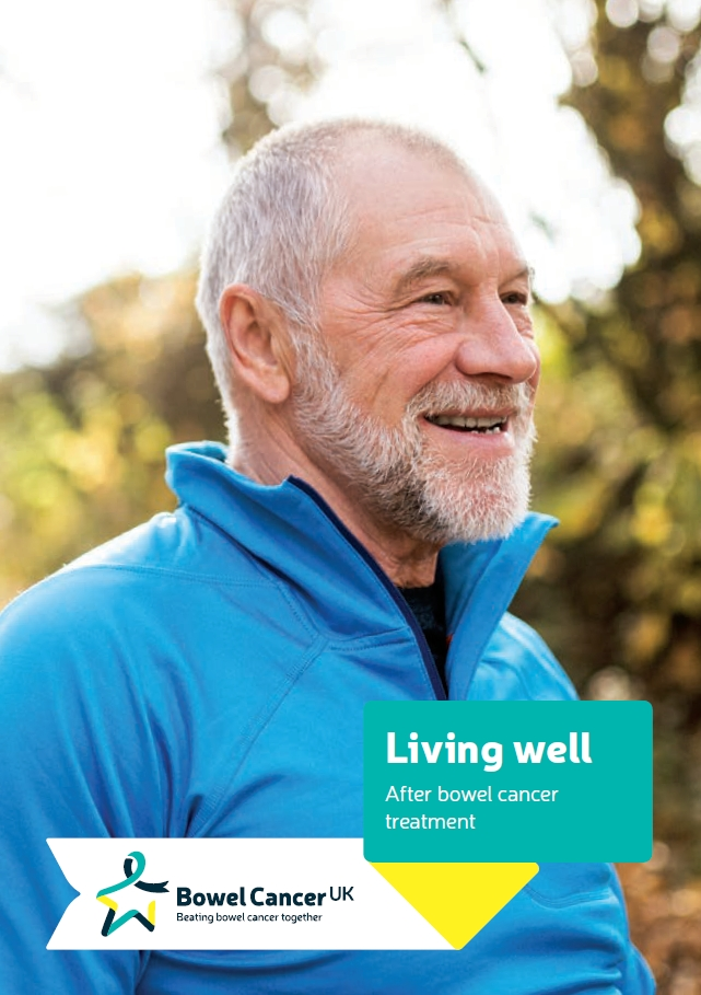 Leaflets Booklets And Posters About Bowel Cancer Bowel Cancer Uk