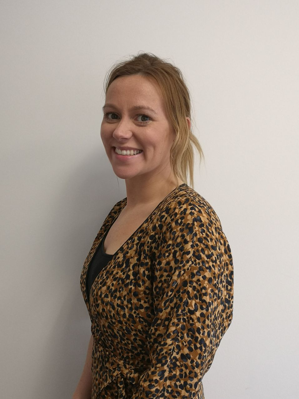 Scotland fundraising manager Emma McGeever