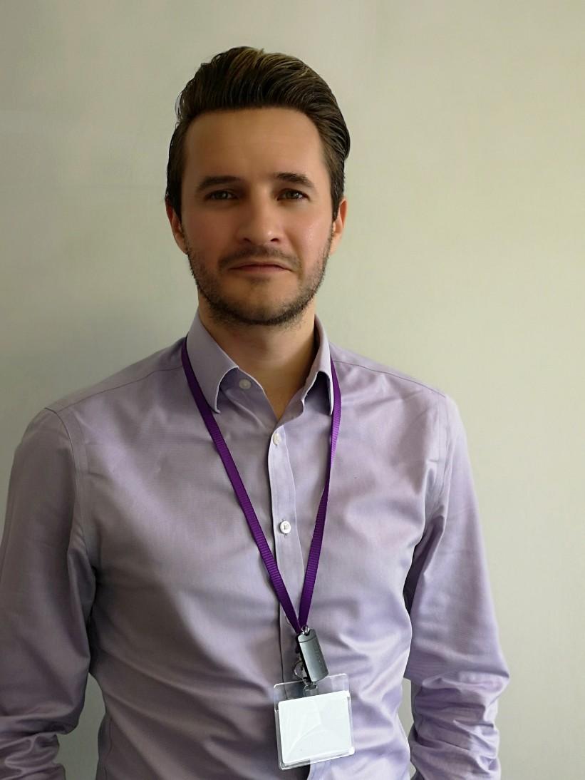Ross Lamb, Senior Services Officer